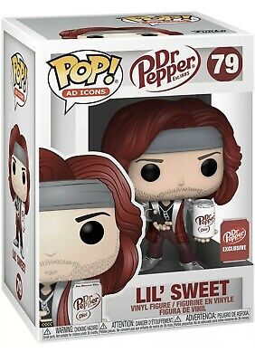 Funko Pop! AD Icons Lil' Sweet Dr Pepper Exclusive Vinyl Figure Pre-Order