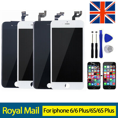 For Apple iPhone 6 6S Plus LCD Touch Screen Replacement OEM Genuine IC Digitizer