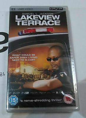 Lakeview Terrace NEW Sony PSP UMD Video Movie