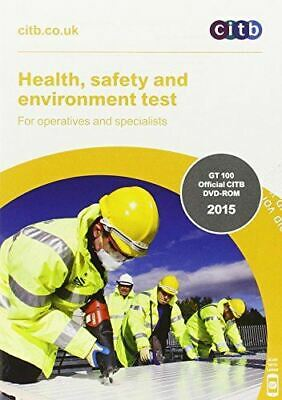 CITB, Health, Safety and Environment Test for Operatives and Specialists: GT 100