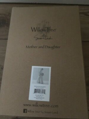 Bnib Willow Tree Mother And Daughter Figurine