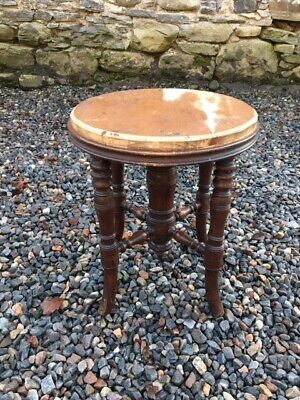 Late Victorian Stool