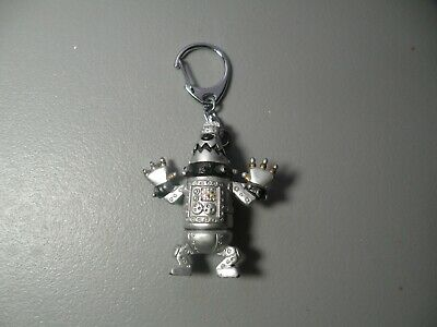 Wallace & Gromit Rare Collectible Key Chain Preston Cyberdog Robot