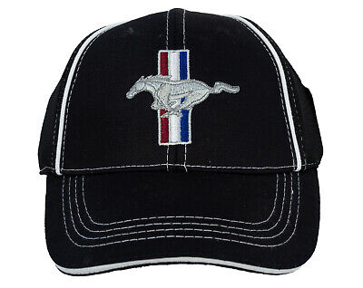 Custom Embroidered Mustang Shelby GT 500 Flex-Fit Fitted Hat FREE SHIPPING!