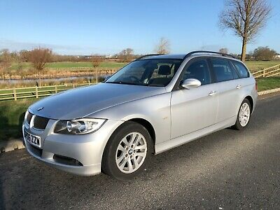 2006 BMW E91 318i SE TOURING - 11 MONTHS MOT  - ONLY 101K - PRICED TO SELL!!!