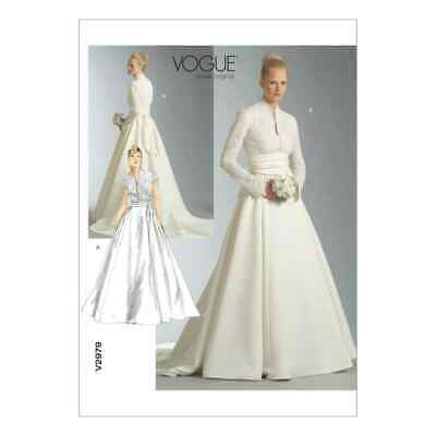 Misses//Misses Petite Jumpsuits /& Sash Size 6-22 Vogue V9245 Very Easy PATTERN