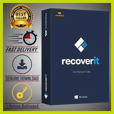 ✔ Recoverit 7.3.2.3 ✔ Data Recovery Software 🔑 Lifetime Activated