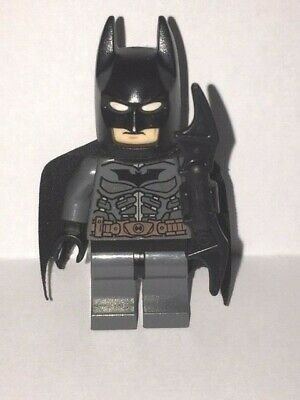 GENUINE - Lego Minifigure - Dark Knight - Batman DC Super Heroes - Set 76001