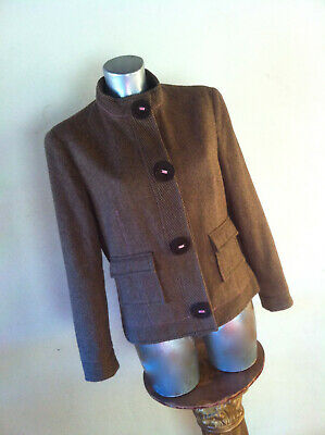 United Colors of Benetton giacca donna corta primav/autunno women's jacket tg44