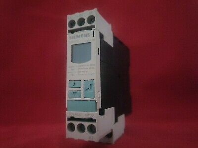 Siemens 3Ug4622-1Aw30 Monitoring Relay New