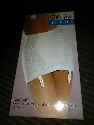 Playtex 18 Hour Open Girdle Size Large - New Vintage!