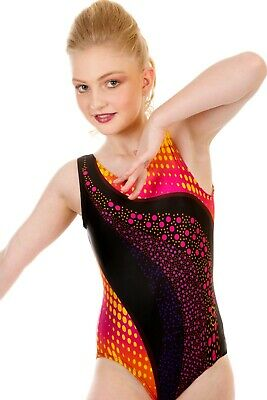 Gymnastics Bodysuit Girls Dance Leotard And a Short, 3-16Y Sizes, Ballet Outfit
