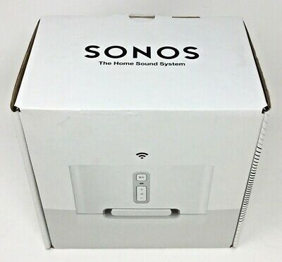 Sonos Wireless Connect Music Player - White CTNZPUS1 BRAND NEW