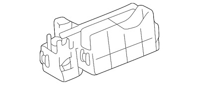 GENUINE NEW OEM Toyota 90982-08286 9098208286 140A Fusible Link