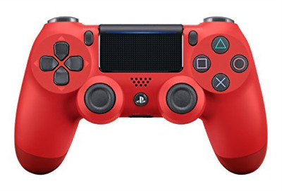 PS4 WIRELESS CONTROLLERS-PS4 DUALSHOCK 4 MAGMA RED (Importación USA) PS4 NUEVO
