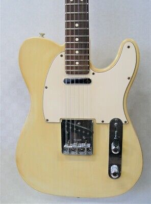 Fender USA Highway One Telecaster / Electric Guitar w/ Softcase made in USA