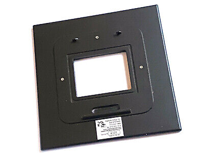 "Kapture Group 4x5"" Sinar Horseman to Mamiya Phase One Digital Back Adapter Plate"