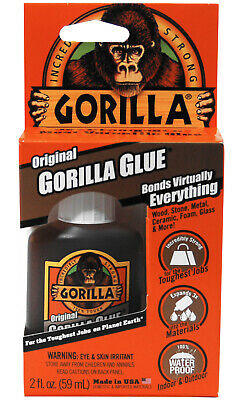 Gorilla Glue Original Formula Bonds Virtually Everything