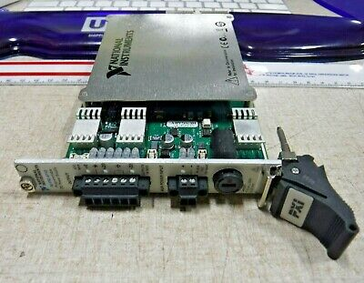 National Instruments PXI-4110 Programmable DC Power Supply Module