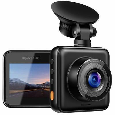 Dual Lens Dash Cam for Cars Front And Rear Night Vision Recorder Full Hd GSensor