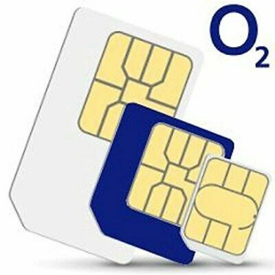 O2 SIM CARD CLASSIC PAY & GO FOR APPLE IPHONE 5 5c 5s AND 02 iPHONE 6 6s 6s plus