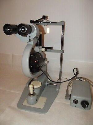 Slit Lamp Carl Zeiss 125/16 with power supply