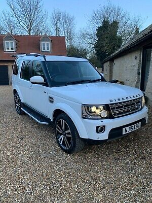 Land Rover Discovery 4 3.0 SD V6 HSE Luxury