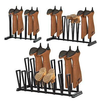 3/4/8 Pairs Wellington Boot Holder Rack Welly Boot Storage Holder Organiser