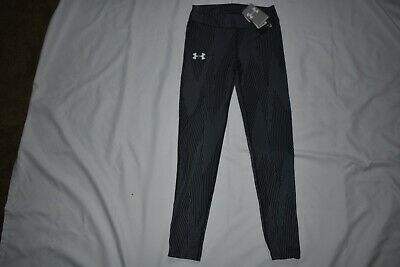 Under Armour ''Storm'' Black Pants Girl 'S Small 7-8 Nwt Thick