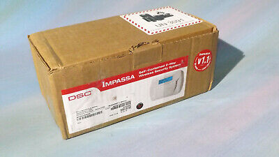 DSC Impassa Kit Self-Contained 2-Way Wireless Security System