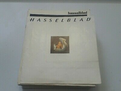 1968-1972 HASSELBLAD Camera Magazines + Booklets w APOLLO [16 total] Photography