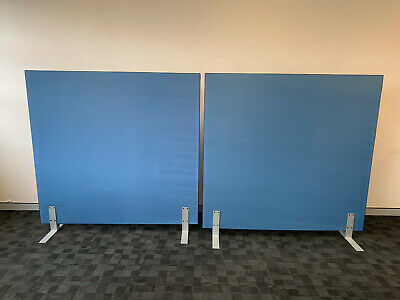 Free Standing Office Partition Acoustic Pinnable Screens Room Dividers