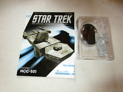 Star Trek Official Starship Collection Number 63 - Antares NCC-501 -Free Postage