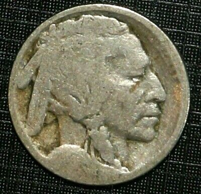 no date  UNITED STATES Buffalo Nickel  5 cents (599M)