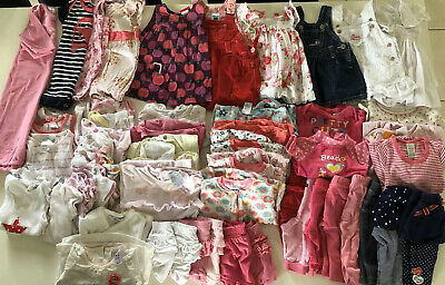 Baby Girl Clothes 000 Mixed Lot