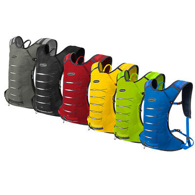 Lightweight Hydration Backpack Pack Water Bladder Bag for Running Cycling Hiking