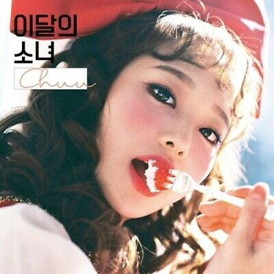 Monthly Girl Loona-[Chuu] Single Reissue Album CD+Booklet+PhotoCard K-POP Sealed