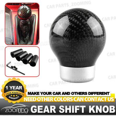 Universal Racing Manual and automatic Car Gear Shift Knob Shifter Cover LW12