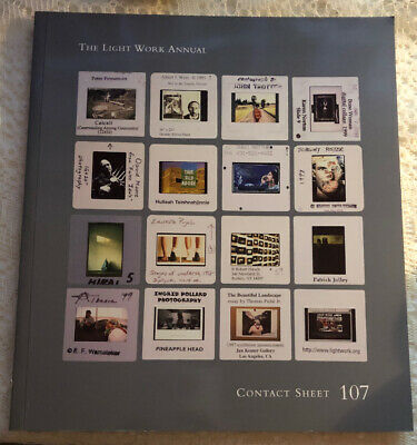 Contact Sheet Magazine 107 The Light Worker Annual
