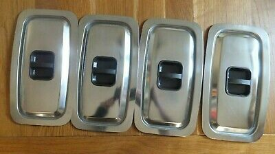 Philips Hostess Heated Trolley Replacement Lid x 4