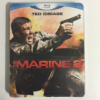 The Marine 2 Ted Dibiasse Blu-Ray neuf sous blister c34