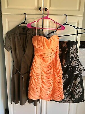 Pre-Owned Women's H&M Dress Sizes: 6, 8, 10, 14 Various Colors, Styles
