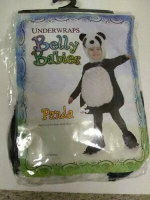 INFANT BLACK /& RED LADY BUG COSTUME 12-24 MOS FW9650