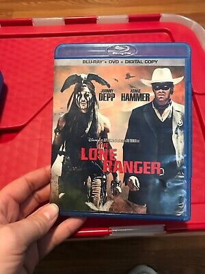 The Lone Ranger (Blu-ray Only)
