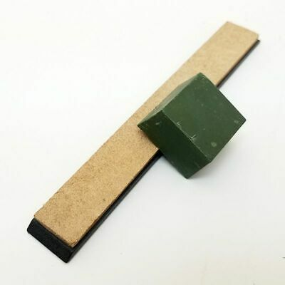 BLUE BAR  750g Sharpen Tools With A Leather Strop Smurf Poo Honing paste