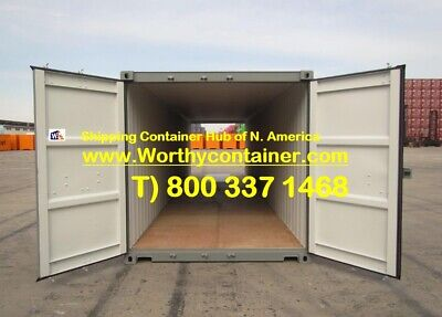Double Door(DD) - 40' New / One Trip Shipping Container in Cincinnati, OH