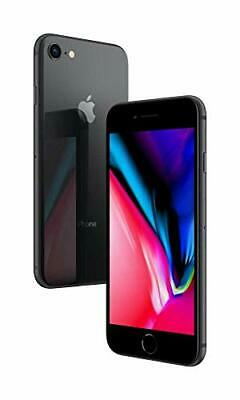 Apple Iphone 8 AT&T/H20/CRICKET Space Gray - 64 GB (1 year APPLE WARRANTY)