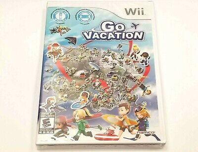 Go Vacation for Nintendo Wii