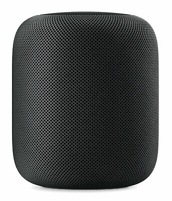 Apple HomePod Voice Enabled Smart Assistant - Space Gray