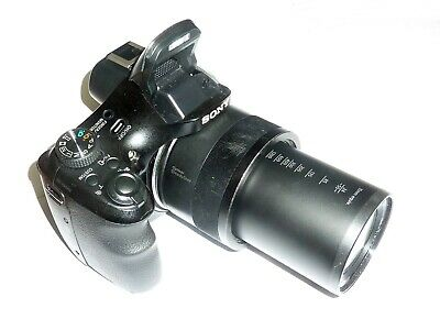 Sony Cybershot DSC-HX400V 20.4mp 50X Optical Zoom- WORKS PERFECTLY but blemished